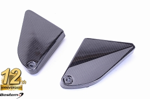 BMW F800GS 2008 - 2012 F700GS F650GS 100% Carbon Fiber Inner Side Covers