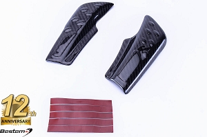 BMW S1000RR HP4  100% Carbon Fiber Swingarm Cover Guards,Twill