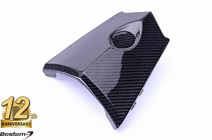 Can-Am Spyder RS 100% Carbon Fiber Tail Cover, Twill Weave ,