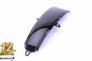 Ducati Monster 696 796 1100 100% Carbon Fiber Tank Pad Cover