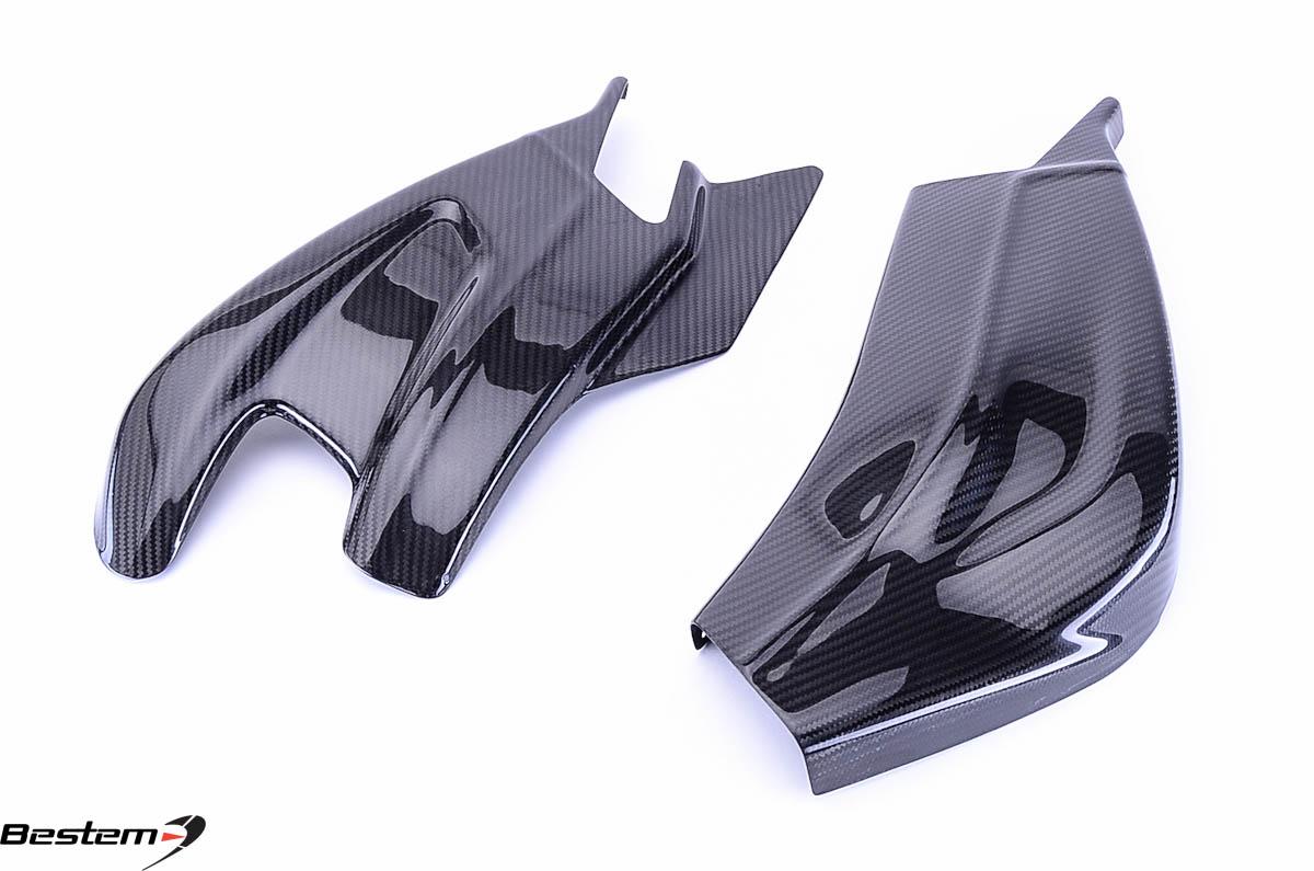 bmw s1000rr carbon fiber swingarm cover twill weave 100. Black Bedroom Furniture Sets. Home Design Ideas