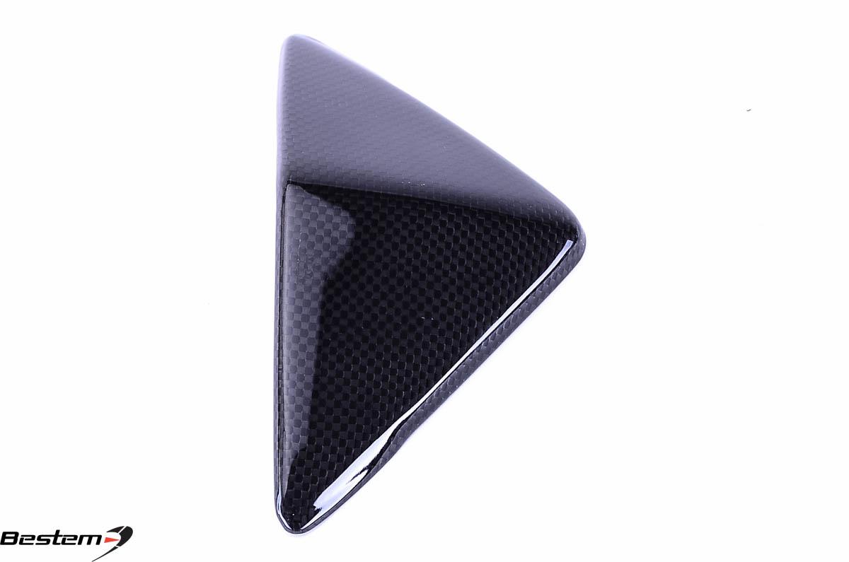 ducati hypermotard 796 1100 100 carbon fiber front cover. Black Bedroom Furniture Sets. Home Design Ideas