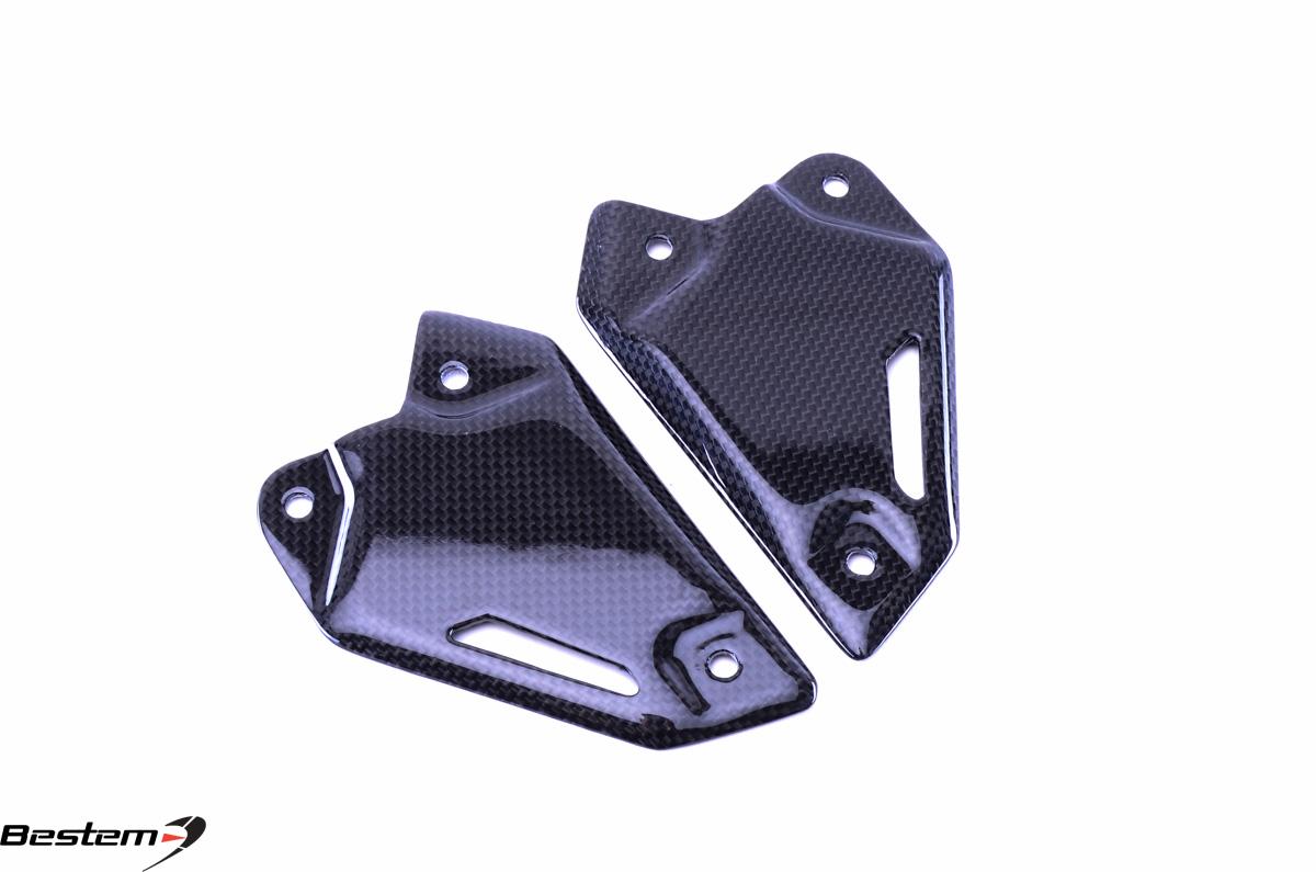 Kawasaki z900 rs retro 2017 100 carbon fiber heel guards Hgd stock price