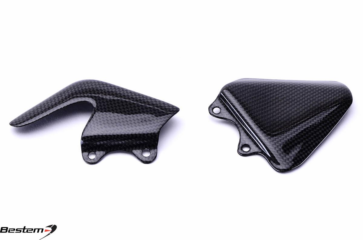 Mv agusta f4 100 carbon fiber heel guards Hgd stock price