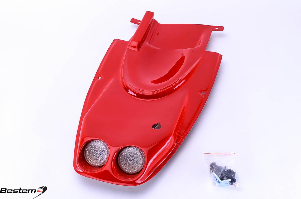 Honda RC51/VTR1000 Undertail Red F20