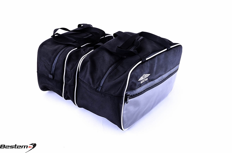 233893aa0e77 Can-Am Spyder RT Saddlebag Sideliners Side Case Trunk .