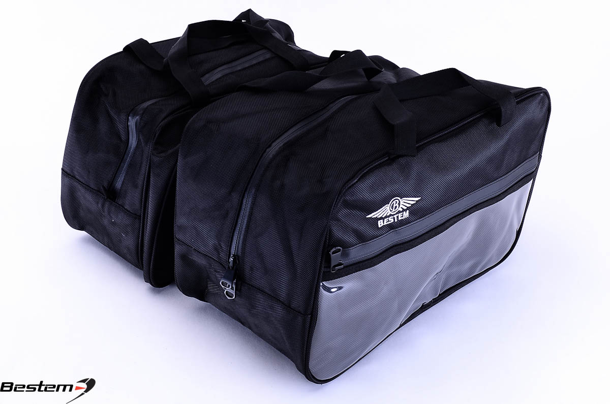 can-am spyder rt saddlebag sideliners side case trunk liners bags