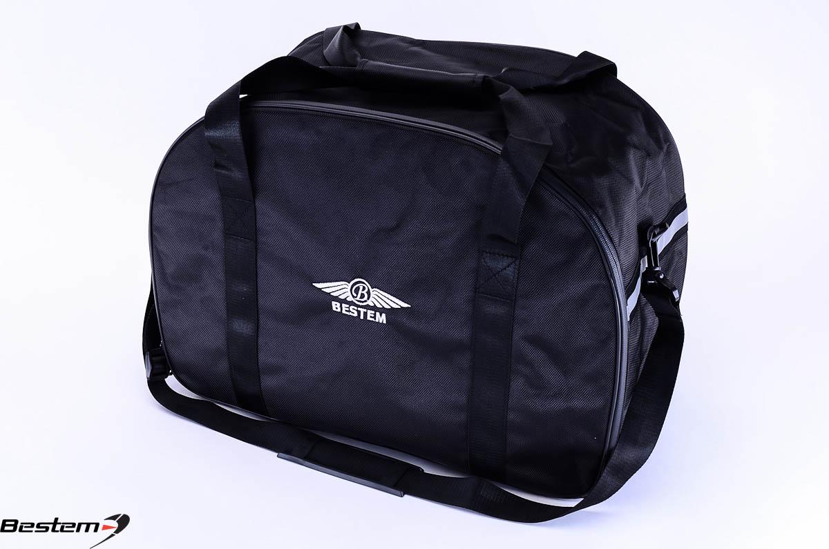 1 Liter Liner : Givi liter top box case trunk liner bag black