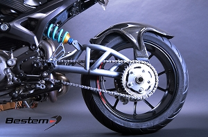 Ducati Monster 696/796/1100 Single-Sided Swingarm