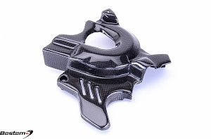 BMW F800GS 2008 - 2012 Carbon Fiber Sprocket Chain Cover