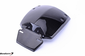 Can-Am Spyder RS Carbon Fiber Hugger, Twill Weave ,100%