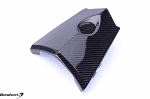 Can-Am Spyder RS Carbon Fiber Tail Cover, Twill Weave ,100%