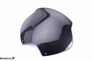Can-Am Spyder RS Carbon Fiber Windshield, Twill Weave ,100%