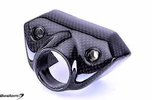 Ducati Monster 1995 - 2007 Carbon Fiber Key Guard