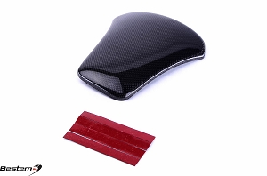 Honda ST1300 100% Carbon Fiber Tank Pad Cover with Tape