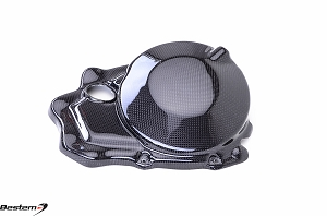 Kawasaki ZX10R 2011 - 2015 Carbon Fiber Engine Case Cover 1