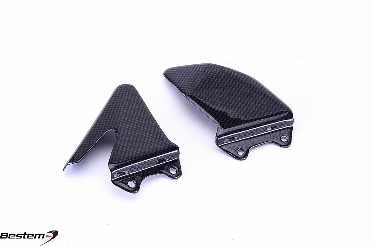 Mv agusta f4 2010 2016 100 carbon fiber heel guards Hgd stock price