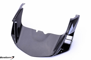 Suzuki SV1000 2003-2007 / SV650 2003-2009 Carbon Fiber Ram Air Intake Panel