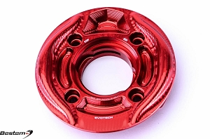 Evotech Italy Outer Ring of Rapid Fuel Cap for Ducati Panigale 1199