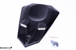 Kawasaki ZX10R 04-05 Undertail Black F40