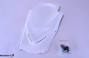 Suzuki GSXR 600/750 Undertail,2004-2005,White,Single Row,Sharp,F21