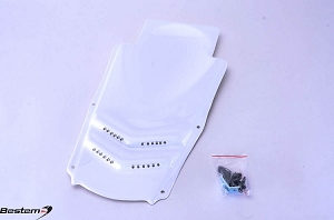 Suzuki GSXR 600/750 Undertail,2004-2005,White,Double Row,F21