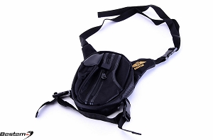 Bestem Motorcycle Rider Universal Leg Bag Pouch Pack 1