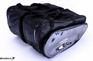 BMW K1200LT Saddlebags Sideliners Side Case Trunk Liners Bags, Not CD Version, Black