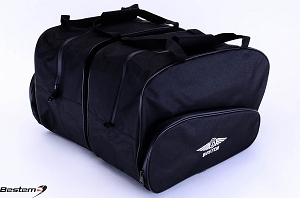 BMW K1600GT/GTL R1200RT (2014+) Saddlebags Sideliners Side Case Trunk Liners Bags,Black