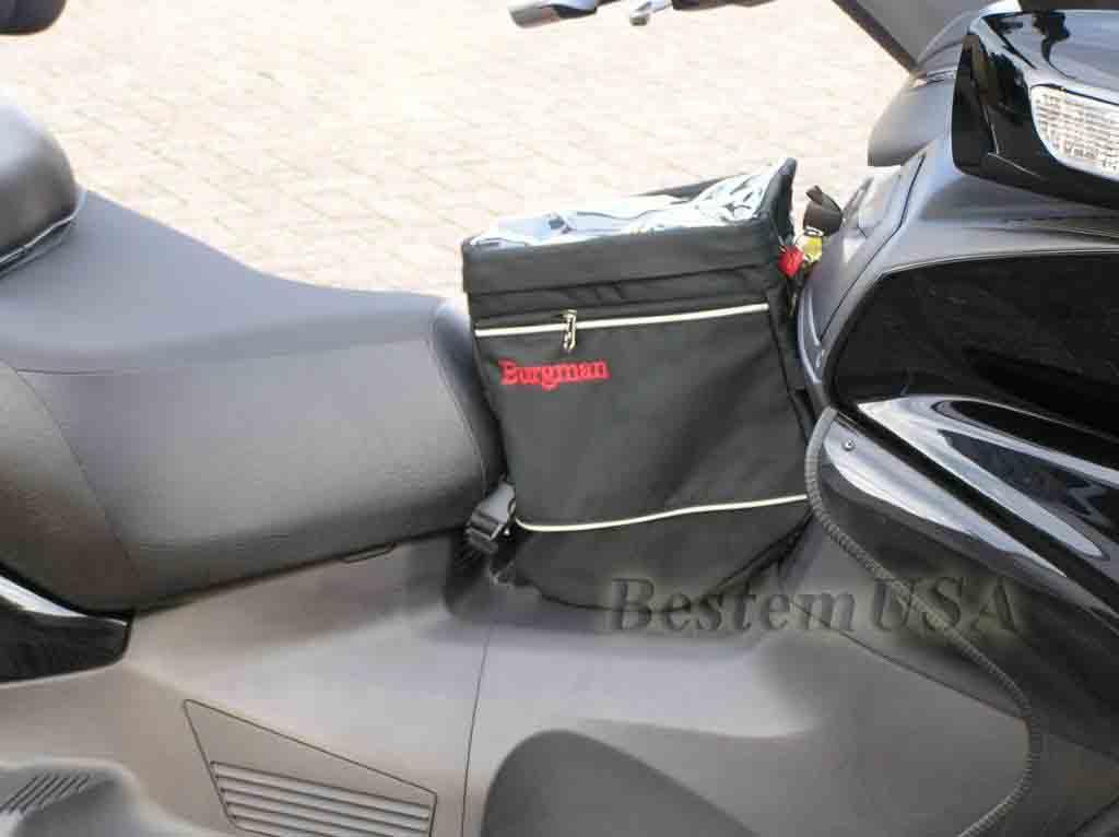 Suzuki Burgman Hump Bag Tank Bag