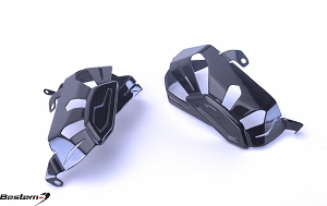 BMW R1200GS 2013 Carbon Fiber Engine Guard Shields
