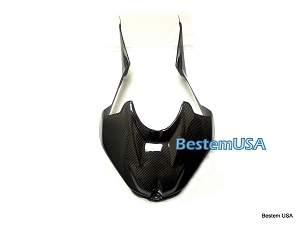 BMW S1000RR Carbon Fiber Racing Tank Cover, Twill Weave ,100%