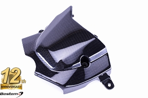 Honda Grom 100% Carbon Fiber Sprocket Cover