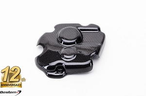 Kawasaki ZX10R 2011 - 2015 100% Carbon Fiber Engine Case Cover 3