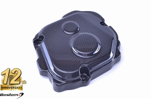 Kawasaki ZX10R 2016 100% Carbon Fiber Engine Cover 1