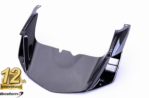 Suzuki SV1000 2003-2007 / SV650 2003-2009 100% Carbon Fiber Ram Air Intake Panel