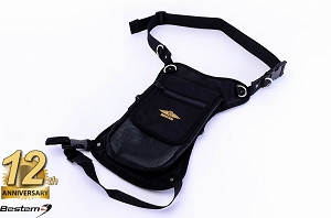 Bestem Motorcycle Rider Universal Leg Bag Pouch Pack 2