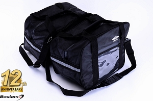 BMW R1200RT (prior to 2014) ,R1200R,R1200ST,K1200GT(06+) Saddlebag Sideliners Side Case Trunk Liners Bags, Black with Clear Pocket