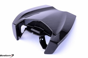 BMW R1200S Carbon Fiber Seat Cover