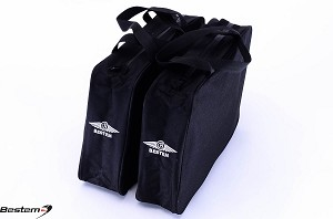 Harley Davidson Softail Hard Saddlebags Bags