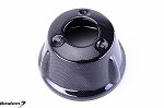 BMW K1200R K1200S Carbon Fiber Exhaust Cover Tip Guard