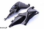 BMW K1200S Carbon Fiber Tank Side Panels ,100%
