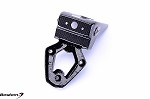 BMW R1200S Carbon Fiber Number Plate Holder
