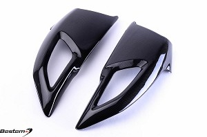 Ducati Diavel 2011 - 2013 Carbon Fiber Air Intake Covers