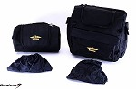 Harley Davidson Touring Luggage System with Day Bag