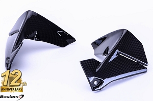 BMW R1200GS 2013 100% Carbon Fiber Side Fairings 2pcs
