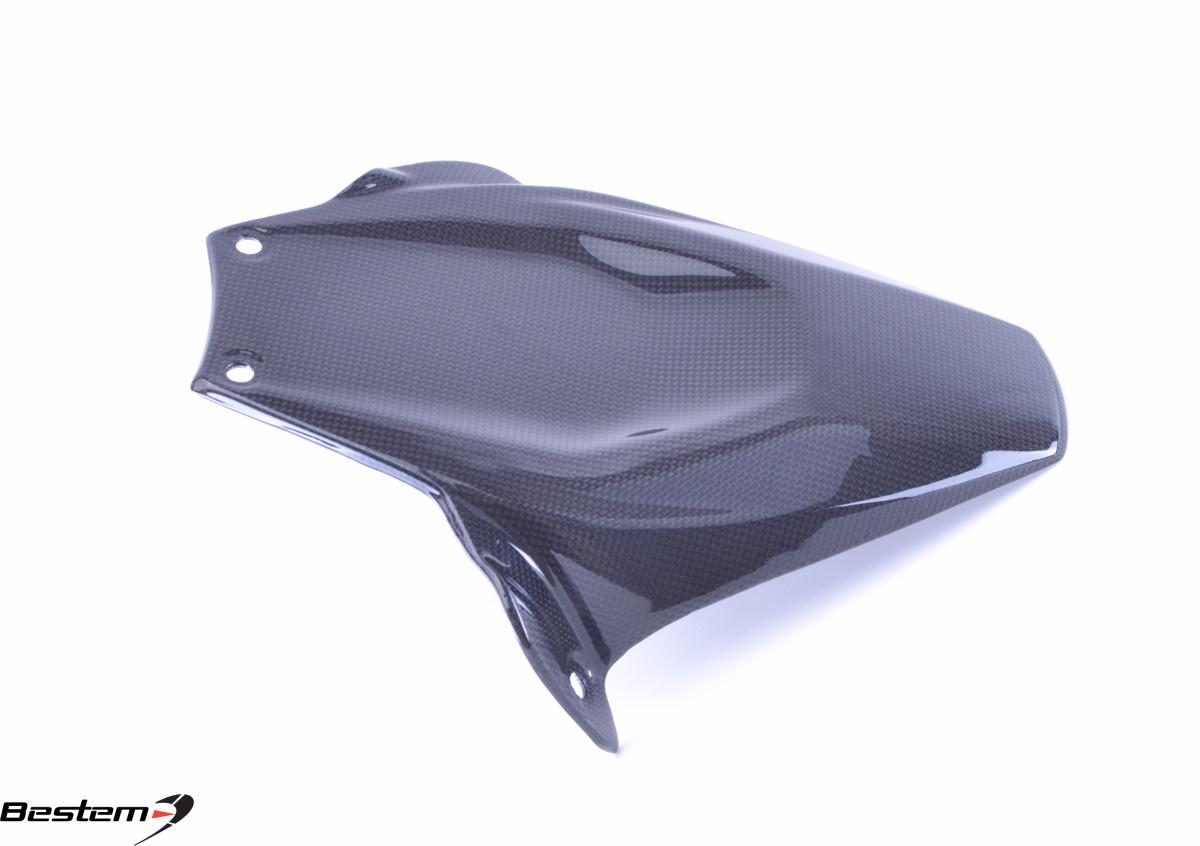 DUCATI 899 959 CARBON FIBER REAR FENDER HUGGER