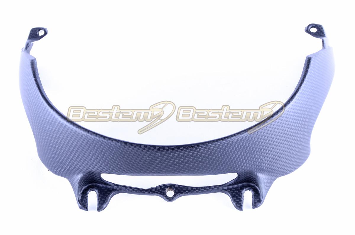 Ducati Diavel Lower Bottom Headlight//Headlamp Fairing Cover 100/% Carbon Fiber
