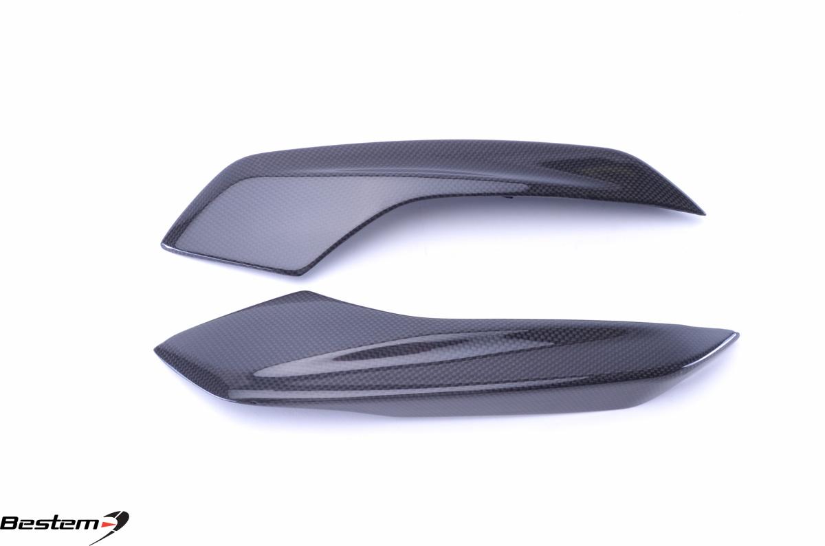 Bestem CBDU-HPM13-TFR Carbon Fiber Tail Fairing for Street for Ducati Hypermotard 2013