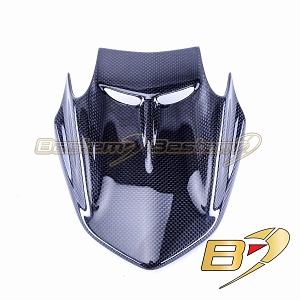 2016-2018  Xdiavel  Carbon FiberUpper Front Nose Windshield Screen Fairing Cowling